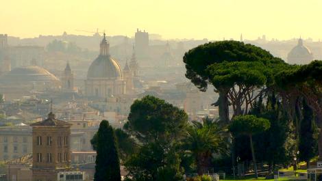 """ROMA – APPARTAMENTO """"Monteverde Vecchio"""""""