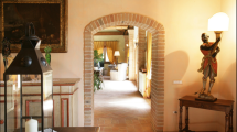 Interni Pregiati Villa Toscana Maremma