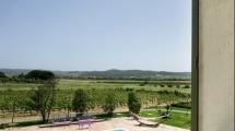 Splendido Panorama Piscina Villa Toscana Maremma