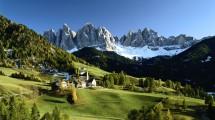 Paesaggio Hotel Dolomiti