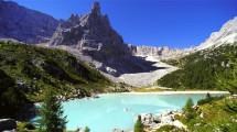 Paesaggio -Hotel Dolomiti