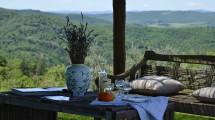 Splendido Panorama Casale Toscana