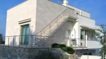 Esterno Villa Ostia