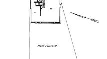 Planimetria -Villa EUR