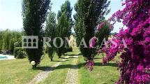 Giardino -Villa Pratica di Mare -ROMACASA