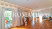 Sala Piano 6  Attico EUR - ROMACASA