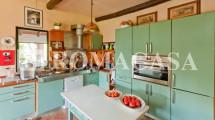 Cucina Villa Aurelia -ROMACASA