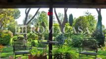Giardino  -Villa Aurelia -ROMACASA