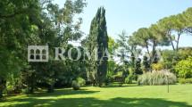 Giardino- Villa Aurelia -ROMACASA
