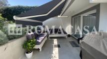 Patio  Villa Infernetto - ROMACASA