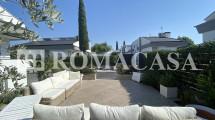 Terrazza  Villa Infernetto - ROMACASA