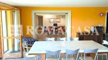 Cucina-Sala - Appartamento EUR Ardeatina