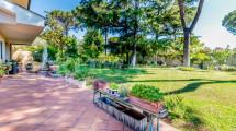Giardino Patio Villa Ardeatina - ROMACASA