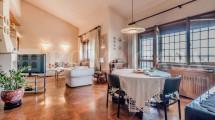 ROMA – ARDEATINA – Appartamento in villa – PARCO DELL'APPIA ANTICA